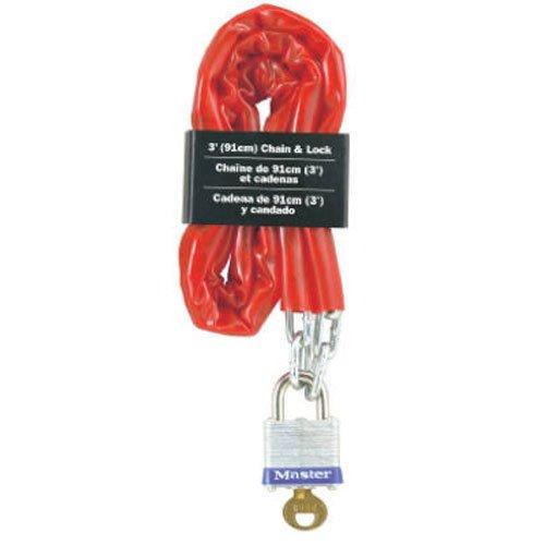 Master Lock 716D Laminated Padlock and (Master Laminated Padlock)