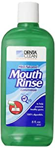 Denta Clean Mint Mouth Rinse for Dogs
