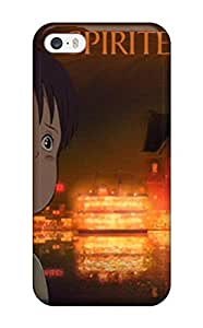New Spirited Away Tpu Case Cover, Anti-scratch KCWhPnD2811xJQKU Phone Case For Iphone 5/5s