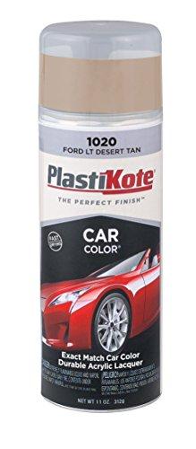 PlastiKote 1020 Ford Light Desert Tan Automotive Touch-Up Paint - 11 oz.