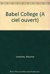 Babel college