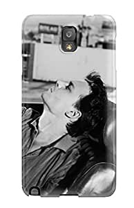 [Uyjvsrw3242RwusX]premium Phone Case For Galaxy Note 3/ Johnny Depp Inside A Car Tpu Case Cover