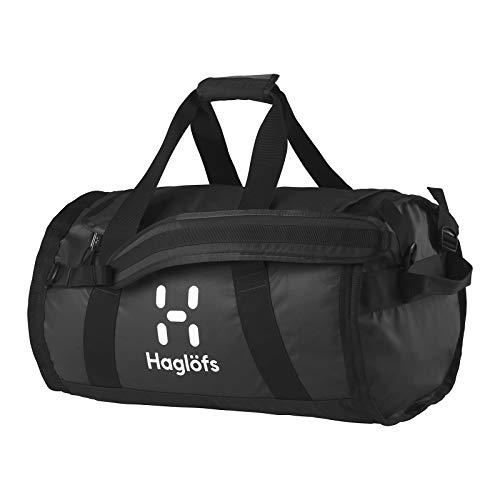 Haglofs Unisex Lava 50 Duffel Bag/True Black from Haglofs