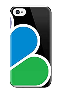 Oscar M. Gilbert's Shop New Style Snap On Case Cover Skin For Iphone 4/4s(nbc Logo) 2468161K34167669