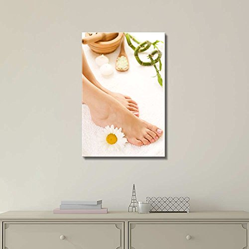 Foot Feet Spa Beauty Salon Wall Decor