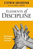 Elements of Discipline, Stephen Greenspan, 1439908966