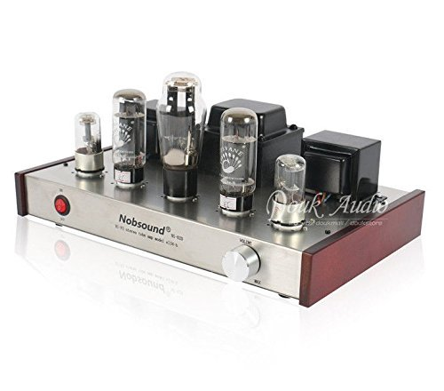 Nobsound® Luxury Aiqin L-02 HIFI EL34 Single-ended Class A Vacuum Tube Integrated Amplifier Nobsound