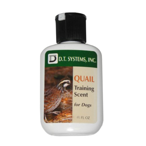 - D.T. Systems Training Scent for Pets, 1-1/4-Ounce, Quail