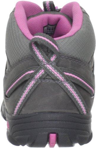Keen Alamosa Mid WP Kinder-Schuhe grau wasserdichte Wanderschuhe