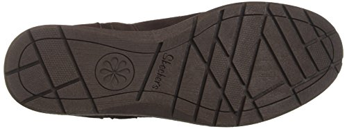 Skechers Adorbs-Plushy, Bottes Femme Marron (Chocolate)