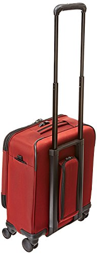 Briggs & Riley Commuter Spinner, Crimson, One (Riley Transcend Collection)