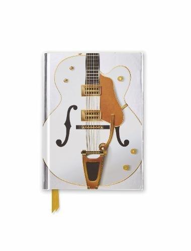 Gretsch White Falcon Guitar (Foiled Pocket Journal) (Flame Tree Pocket Books)