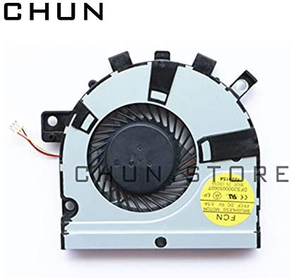 FCQLR Laptop Fan Compatible for Toshiba Satellite E45-B4200 CPU Fan
