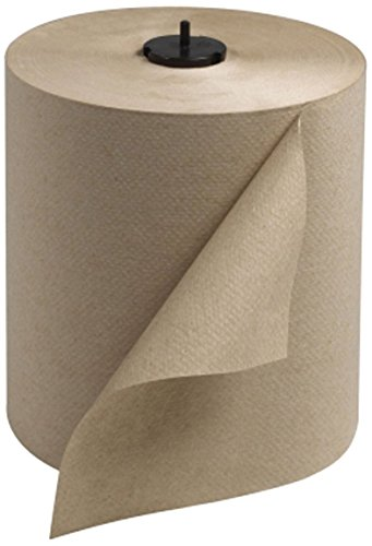 (Tork 290088 Universal Matic Paper Hand Towel Roll, 1-Ply, 7.7