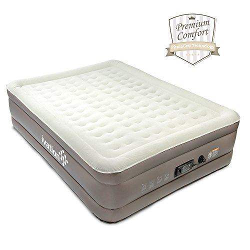 Ivation Premium Comfort Inflatable Mattress
