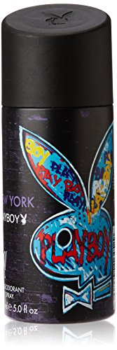 Playboy New york 24h Deodorant Body Spray,  150ml