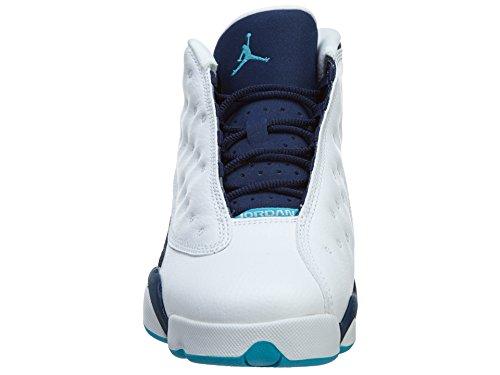 Nike Air Jordan 13 Retro Bg (gs) Hornets - 310811-107