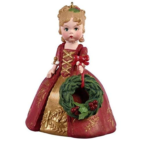 Hallmark Keepsake Ornament Colonial Christmas Madame Alexander 17th in Series 2012