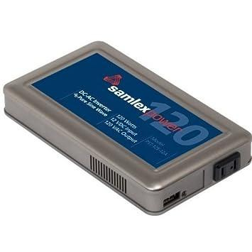 Samlex America PST12S12A 120W Pure Sine Wave Inverter