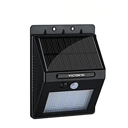 VicTsing LED Solar Light