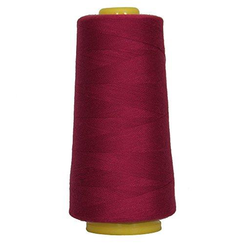 Polyester Serger Thread - Rose Jubilee 388 - 2750 Yards - 40/2 Tex 27 - Threadart