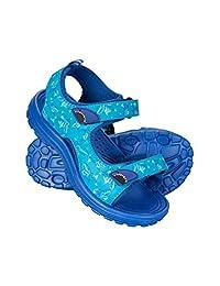 Mountain Warehouse Sand Boys Sandals - Durable Kids Sandal Shoes
