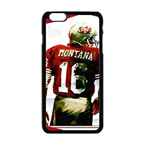 joe montana painting Phone Case Cover For HTC One M9