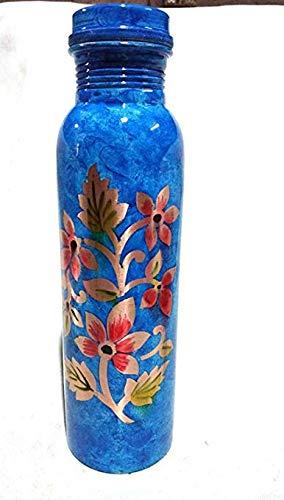 Botella de Agua de Cobre Puro de 5000 Millones de Libras, 950 ml ...