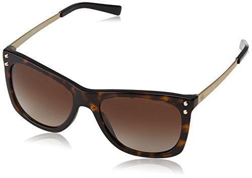 Michael Kors 0MK2046-310613 DK TORTOISE -54mm - 2046 Sunglasses