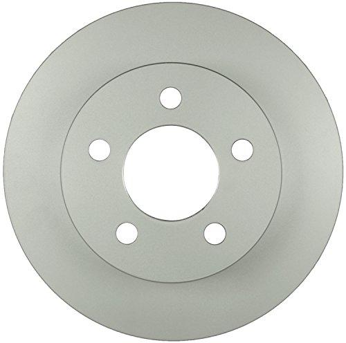 (Bosch 16010138 QuietCast Premium Disc Brake Rotor, Front)