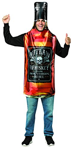Whiskey Bottle Costume
