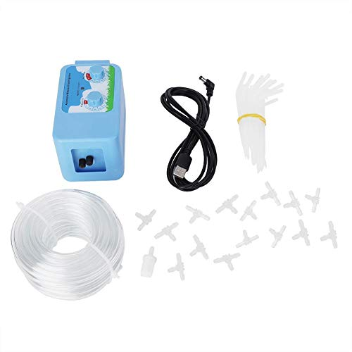 Drip Irrigation Kit, Garden Accessory Drip Irrigation Gardener's Drip Kit Home Garden Irrigation Controller Kit Water Timer Automatic Watering System