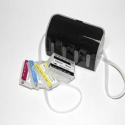 Super lujo Delux CIS sistema de depósito de tinta continua ...