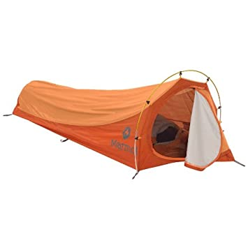 Marmot Home Alone Bivy Tent - Alert 1 Person  sc 1 st  Amazon UK & Marmot Home Alone Bivy Tent - Alert 1 Person: Amazon.co.uk ...