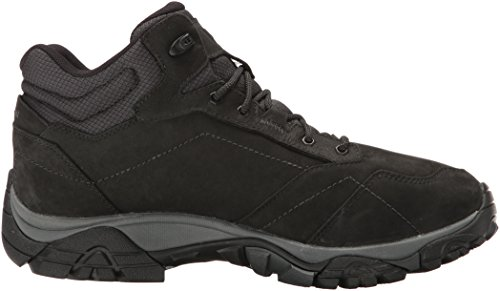 Boot Black Hiking Adventure Waterproof Mid Merrell Mens Moab xwYzCYPq