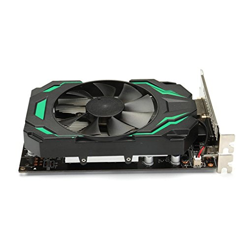 NXDA GT740 2GB GDDR5 128Bit VGA DVI HDMI Graphics Card With Fan For NVIDIA GeForce (Black) by NXDA (Image #4)