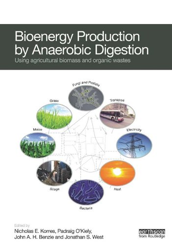 Download Bioenergy Production by Anaerobic Digestion: Using Agricultural Biomass and Organic Wastes Pdf