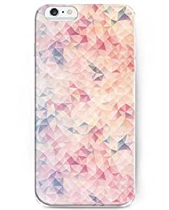UKASE Original Fantastic Designed Hard Back Cases with 3D Triangle Geo Pattern for iPhone 6 (4.7inch) by lolosakes by lolosakes