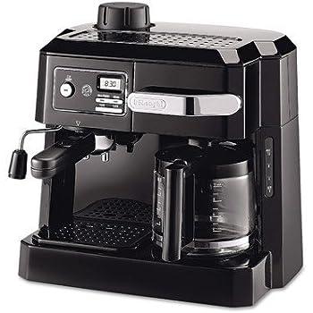 Amazon Com Delonghi Combination Espresso And Drip Coffee