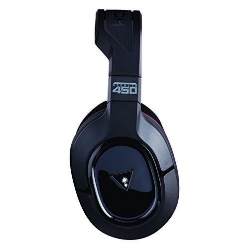 Turtle Beach Ear Force Stealth 450 Fully Wireless PC Gaming Headset with DTS Headphone:X 7.1 Surround Sound by Turtle Beach (Image #6)