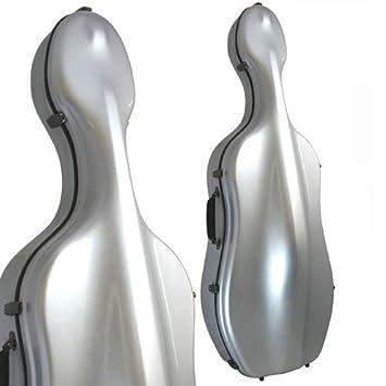 Amazon.com: Eastman K2 Carbon Fibre 4/4 Cello Hard Case ...