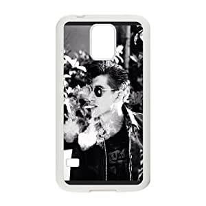 AM Arctic Monkeys Samsung Galaxy S5 Cell Phone Case White R3332505