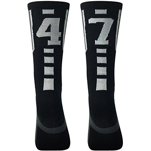 Soccer Socks for Youth, ComifunChildren School Sport Custom