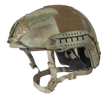 Lancer Tactical FAST Helmet MH Type AT Size: Medium/Large CA