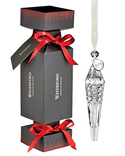 Waterford Cracker w/Icicle Ornament ()
