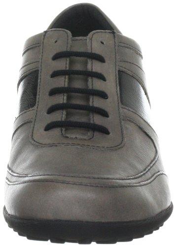vernis 1008 Fripe 9365 Mephisto Mujer Taupe Leila Cuero Marrón Gabin P5104381 Dark Para Casual De Zapatos XwxIxtq
