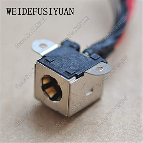Cable Length: Other Computer Cables DC Power Socket Jack Port and Cable Wire for Lenovo C340 C355 C440 C455