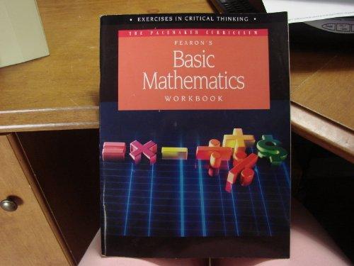 Basic Mathematics Critical Thinking Workbook