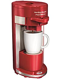 Hamilton Beach 49962 Flex Brew Single-Serve Coffeemaker Basic Facts