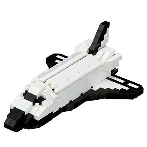 Nanoblock Space Shuttle Orbiter Building